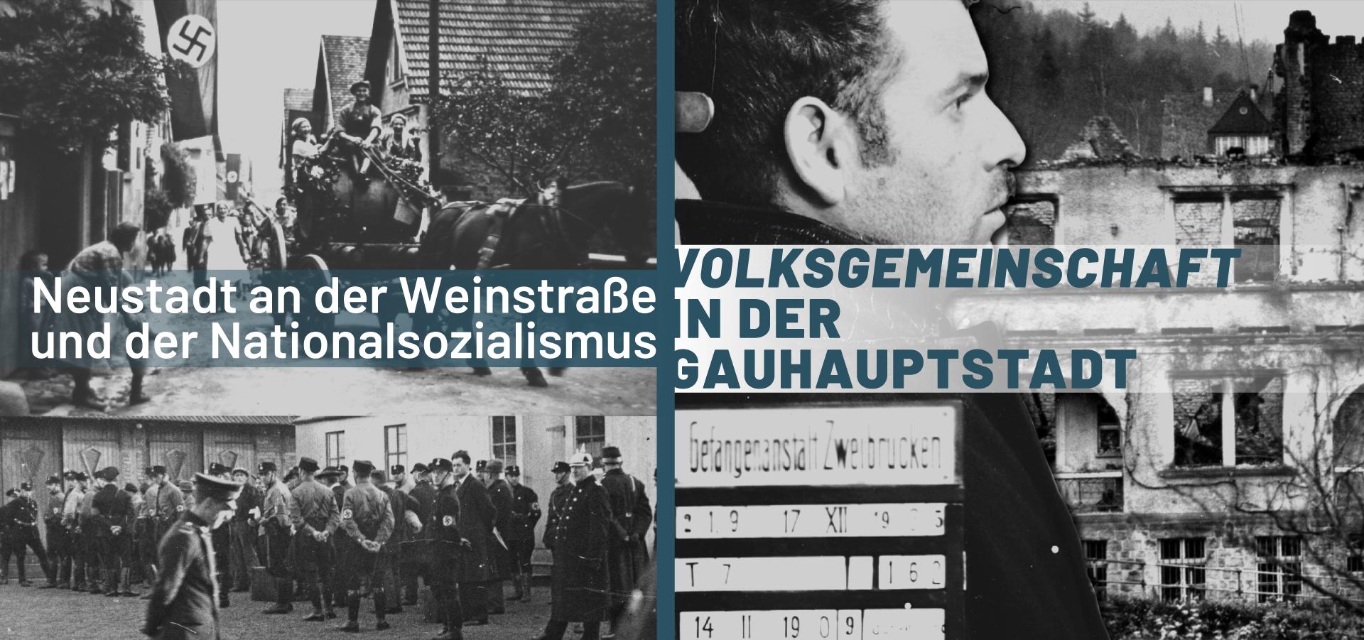 Multimediales Schulgeschichtsbuch zu Neustadt an der Weinstraße im Nationalsozialismus