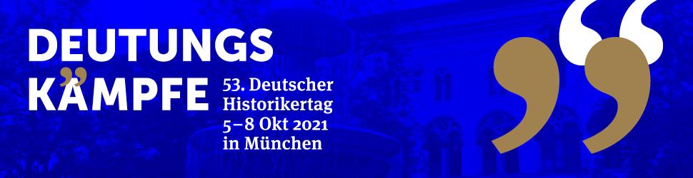 Deutungskämpfe; 53. Historikertag (München)