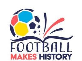 "Workshop ""Mit Fußball lernen"" im Rahmen des Projekts ""Football Makes History"""