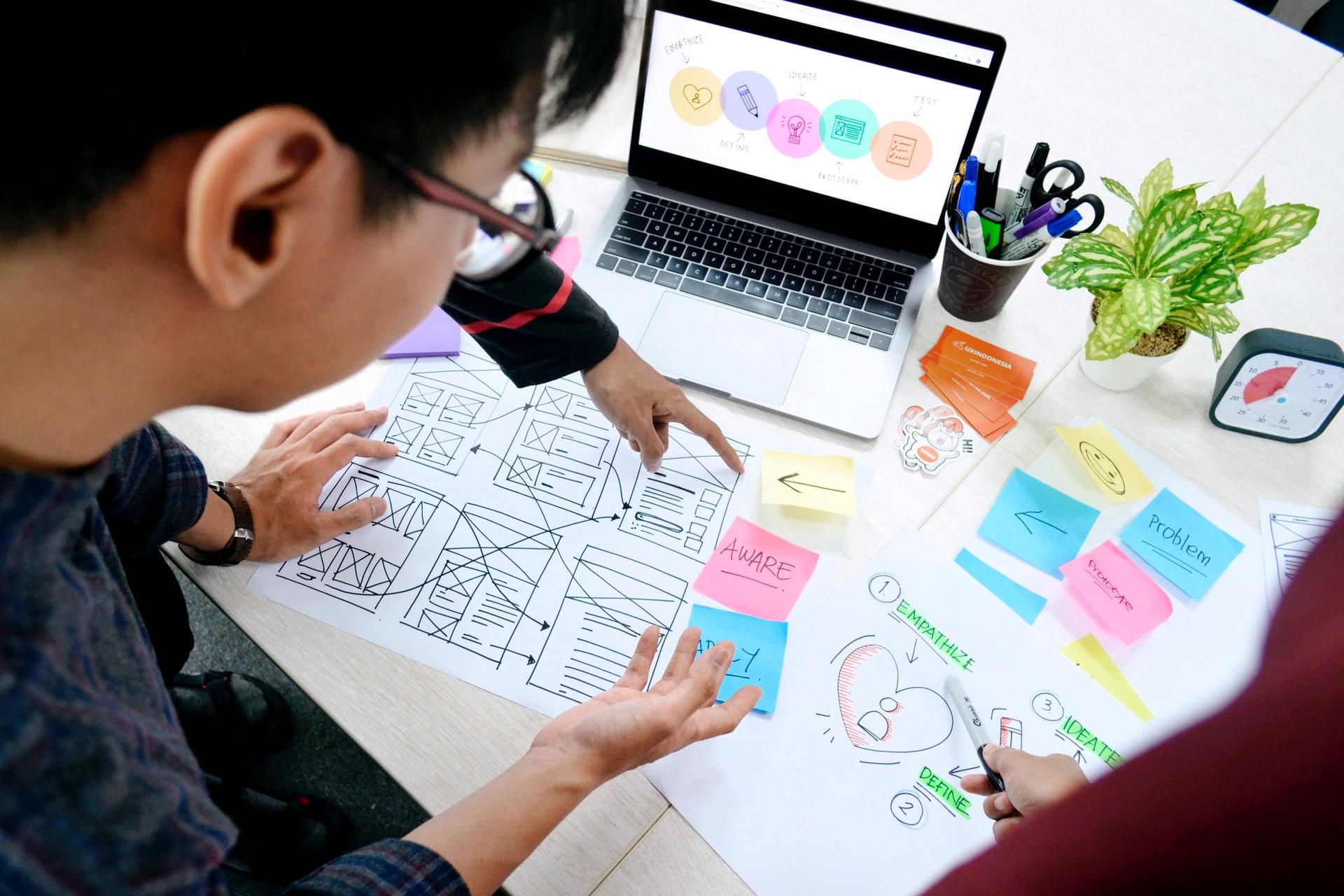 """Einladung zum Workshop """"Design Thinking in Schule und Geschichtsunterricht"""" am 28. September 2021"""