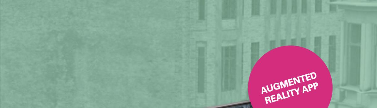 Neue Augmented Reality App zur Geschichte des Checkpoint Charlie