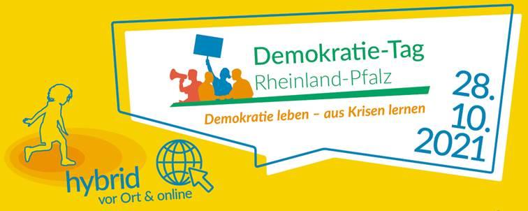 15. Demokratietag RLP, 28.10.2021