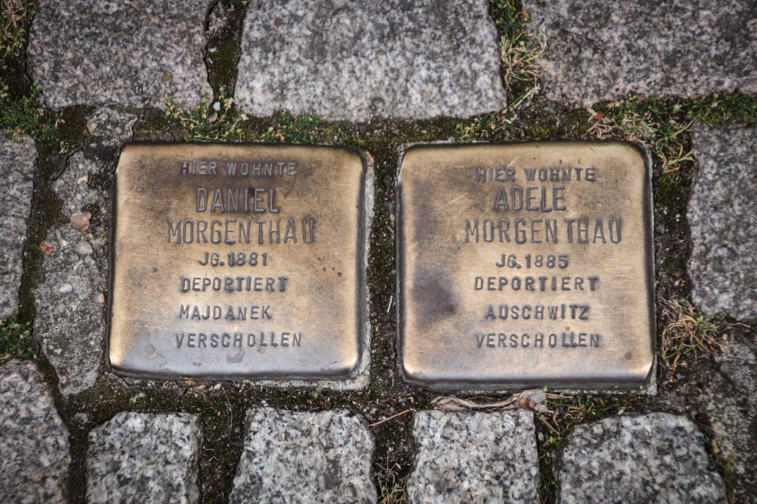 1700 Jahre jüdisches Leben in Deutschland; Programm der Kreisvolkshochschule Bingen